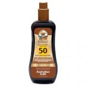 Australian Gold - SPF 50 Spray Gel met Bronzer - 237ml