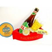 Sinterklaas cadeau bierpakket pakjesboot Palm