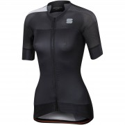 Sportful Women's BodyFit Pro 2.0 Evo Jersey - S - Black/White