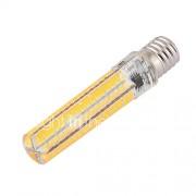 E14 LED-maïslampen T 136 SMD 5730 1200-1400 lm Warm wit Koel wit 2800-3200/6000-6500 K Dimbaar Decoratief V