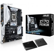 Asus Z170-PRemium Z170 Chipset LGA 1151 (skylake) Motherboard