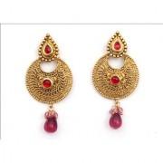 Indian Style Beaded Dangle Drop Fashionable Earrings Traditional Jhumka Jhumki Earrings for Women 12