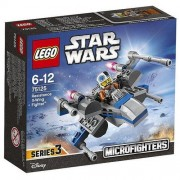 Lego star wars microfighters resistance x-wing 75125