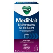 Procter & Gamble GmbH WICK MediNait Erkältungssaft 90 ml