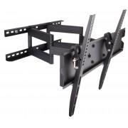 Supporto a Muro per TV LED LCD 42-70'' Full Motion Braccio Doppio