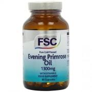 Fujitsu Siemens Evening Primrose Oil 1300 mg 60 Cápsulas FSC