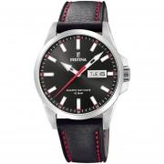 Reloj F20358/4 Negro Festina Hombre Acero Clasico Festina