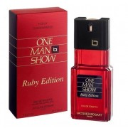 JACQUES BOGART MAN SHOW RUBY EDITION EDT 100ML VAPORIZADOR