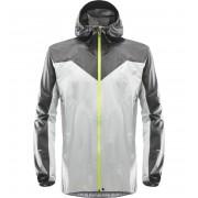 Haglofs L.I.M Comp Jacket Men - Stone Grey/Magnetite - Vestes de Pluie XXL