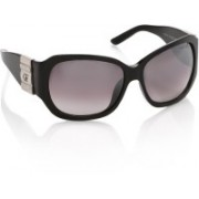 Gianfranco Ferre Over-sized Sunglasses(Violet)