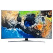 Televizoare - Samsung - TV Samsung UE-65MU6502, Argintiu, Curbat, Quad-Core, HDR, 163cm