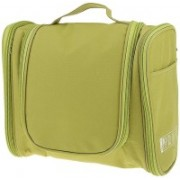 ROYALDEALSHOP TOTE Make-up Cosmetic Carry Case Hanging Organizer Travel Toiletry Kit(Green)