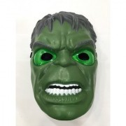 SUPER HERO HULK - PARTY FUN MASK WITH LED LIGHTING