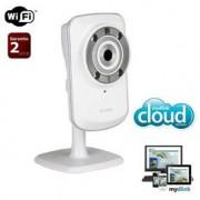 D-LINK - Caméra IP mydlink Cloud Sans fil N jour/nuit ( DCS-932L )