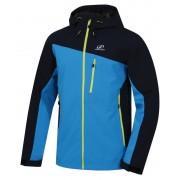 Kabát HANNAH Shafer Lite metil kék / fekete írisz