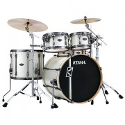 "Tama ""Superstar Custom 22"""" Satin Arctic Pear"""