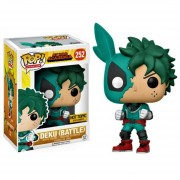 Deku battle Funko pop hot topic exclusive my hero academia