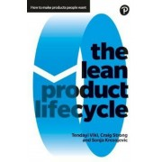 The Lean Product Lifecycle: A Playbook for Making Products People Want, Paperback
