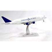 Hogan Boeing 747 DreamLifer Diecast Airplane Model With Gear & Stand 1:400 Scale Part# 40083