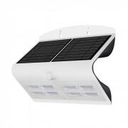 Napelemes LED lámpa 7 Watt mozgásérzékelővel fehér
