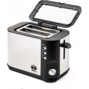BMS Lifestyle Toaster_Appliences 700 W Pop Up Toaster(White)