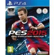 PES 2015 Pro Evolution Soccer Ps4