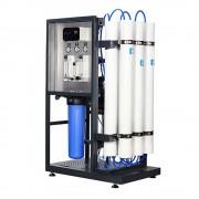 """Osmoza inversa industriala, FILTRO RO 1500L, controler, 6 membrane 40"""", prefiltrare si pompa inclusa"""