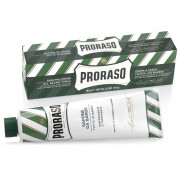 Proraso - Green - Shaving Cream in a Tube - 150 ml