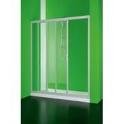 Sprchová zástena Skipper Maestro tre 160 - 150 x 187 cm sklo číre