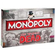 Joc The Walking Dead Monopoly Board Game