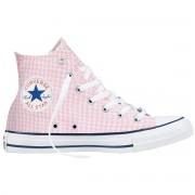 Converse Sneakers Converse Chuck Taylor All Star Girl bianco-rosa (27-38.5) (Colore: bianco-rosa quadri, Taglia: 34)