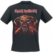 Iron Maiden Eddie Devil Herren-T-Shirt - Offizielles Merchandise S, M, L, XL, XXL Herren