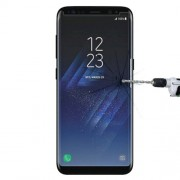 For Samsung Galaxy S8 0.26mm 9H Surface Hardness Explosion-proof Non-full Screen Tempered Glass Screen Film