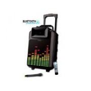 Sistema De Audio Portatil Inalambrico Para Conferencias , Karaokes, Exposiciones - Bluetooth