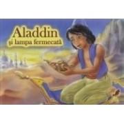 Aladdin si lampa - pliant