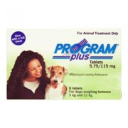 Program Plus Plus For Dogs 11 - 20lbs (Green) 12 Tablet