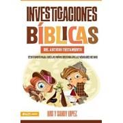Investigaciones Bíblicas del at: 12 Lecciones Para Que Los Nińos Descubran Las Verdades de Dios., Paperback/Luis Y. Sandy Lopez