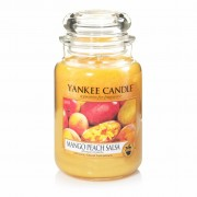 Yankee Candle Jar Candles Mango Peach Salsa Large