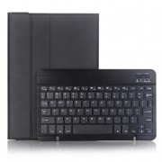 Black - Slim Leather Stand Case with Detachable Bluetooth Keyboard for Huawei MediaPad M5 10/M5 10 (Pro)