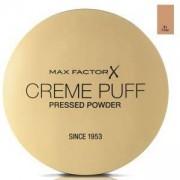 Компактна пудра Max Factor Creme Puff Pressed Powder, Високо покритие, Матиращ ефект, 81 Truly Fair, 21гр., 50884438