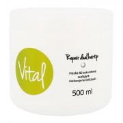 Stapiz Vital Repair Dual Hairtip Mask 60s maska pro poškozené vlasy 500 ml pro ženy