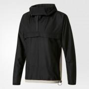 Adidas Ветровка CARBON WINDBREA adidas Originals Черный S