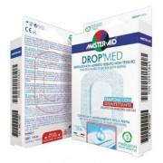 Pietrasanta Pharma Spa Medicazione Compressa Autoadesiva Dermoattiva Ipoallergenica Aerata Master-Aid Drop Med 10,5x15 5 Pezzi
