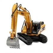 HITSAN INCORPORATION 1:50 Alloy Excavator Toys Engineering Vehicle Diecast Model Metal Castings Vehicles