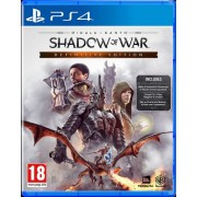 Middle Earth: Shadow of War Definitive Edition PS4