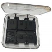 MoKo Tarjetas de juego para Nintend Switch Box PC w/12 Cartuchos de Juego