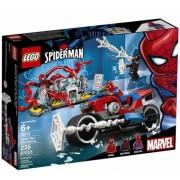 Salvarea cu motocicleta a lui Spider-Man 76113 LEGO Super Heroes