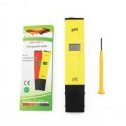 Elektronický pH meter HP-07 (YH PH2011 digitálny pH meter (žltý))