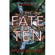 Penguin Books The Fate of Ten - Lore Pittacus