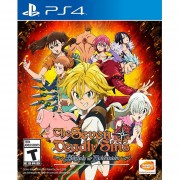 The Seven Deadly Sins Playstation 4